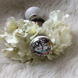 🆕Anthropologie Bird on Branch Ceramic Door Knob